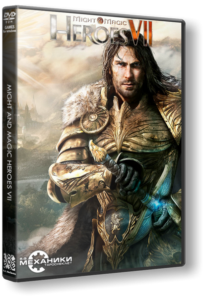 Герои меча и магии 7 / Might and Magic Heroes VII: Deluxe Edition [v 1.30] (2015) PC