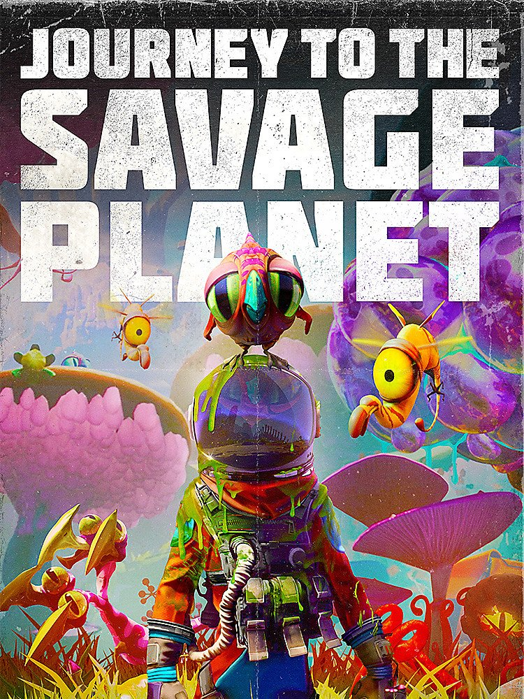Journey to the Savage Planet (2020) скачать торрент RePack от xatab